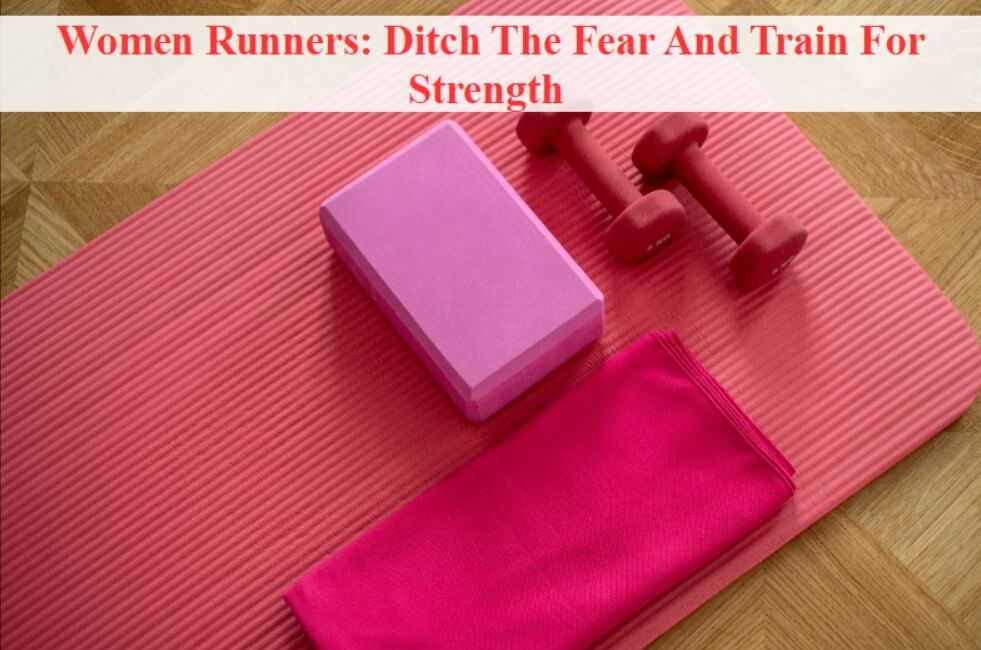 title pic strength for women runners