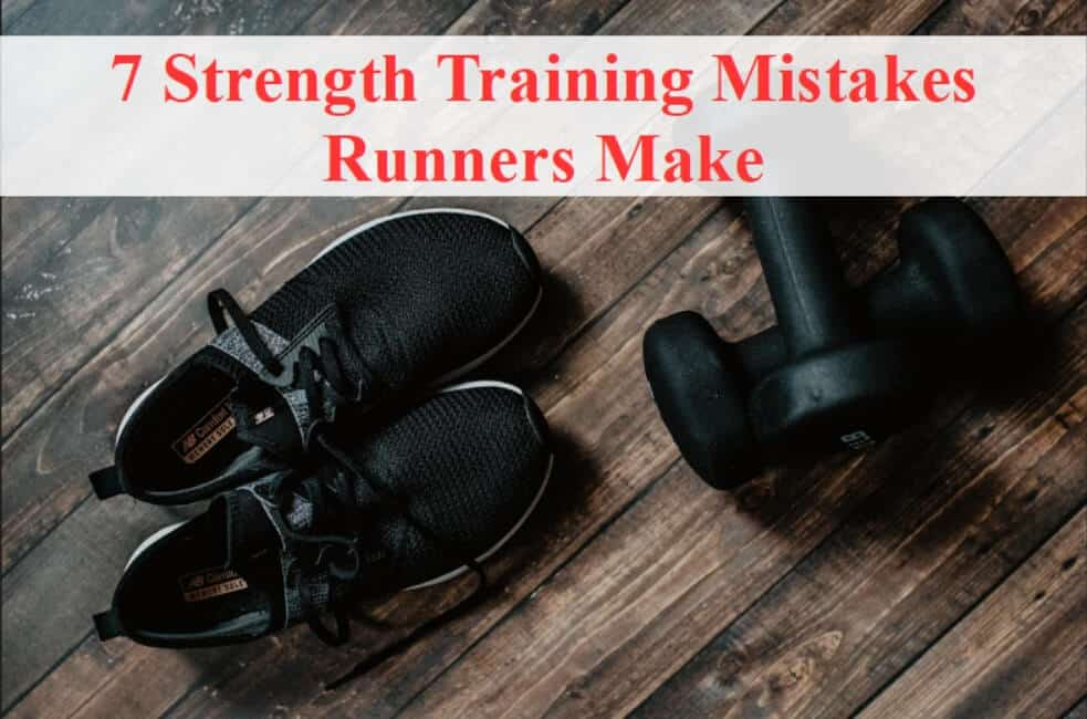 title pic strength training mistakes runners make