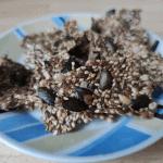keto seed crispbread