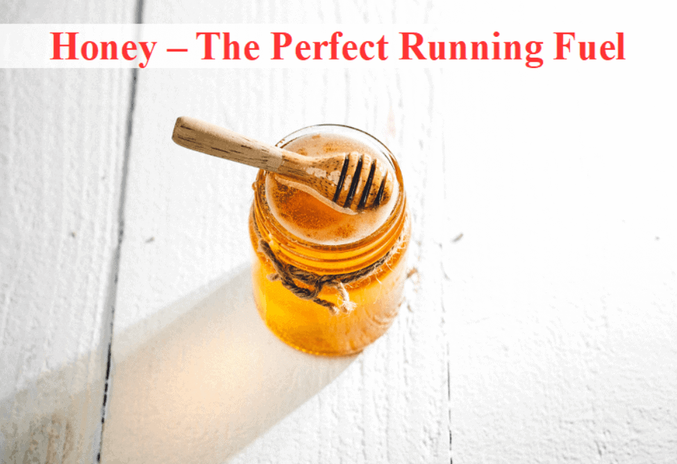 title pic honey the perfect running fuel