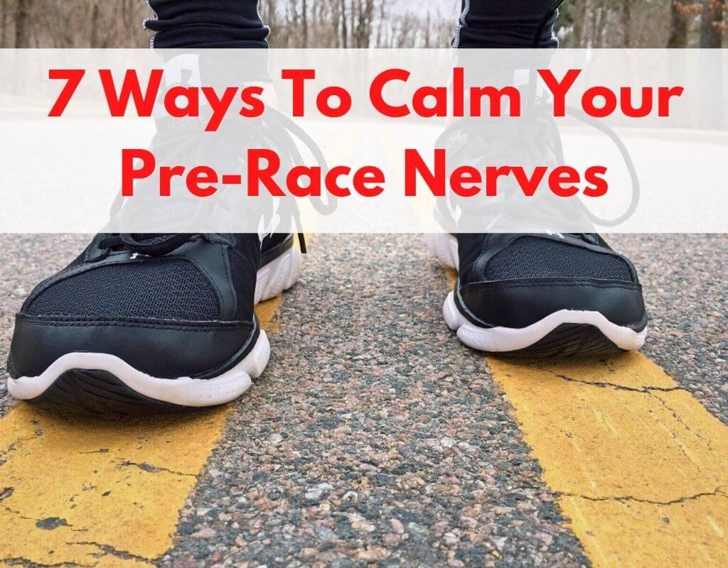 pre-races nerves title pic