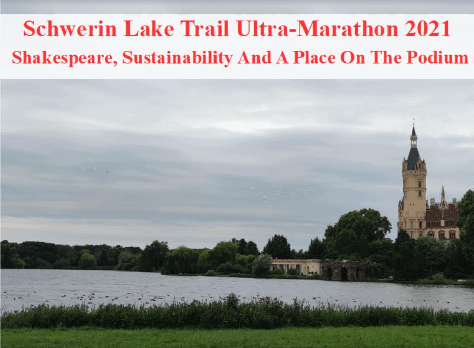 Title pic Schwerin Lake Trail Ultra Race Report