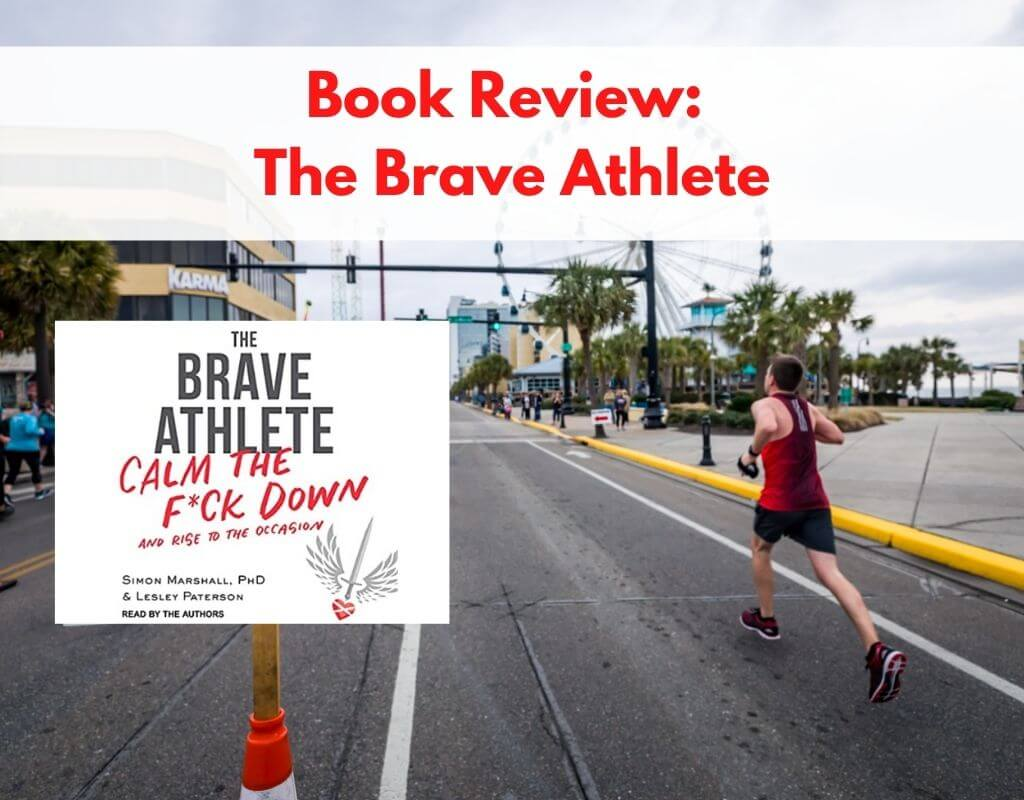 the brave athlete book review title pic